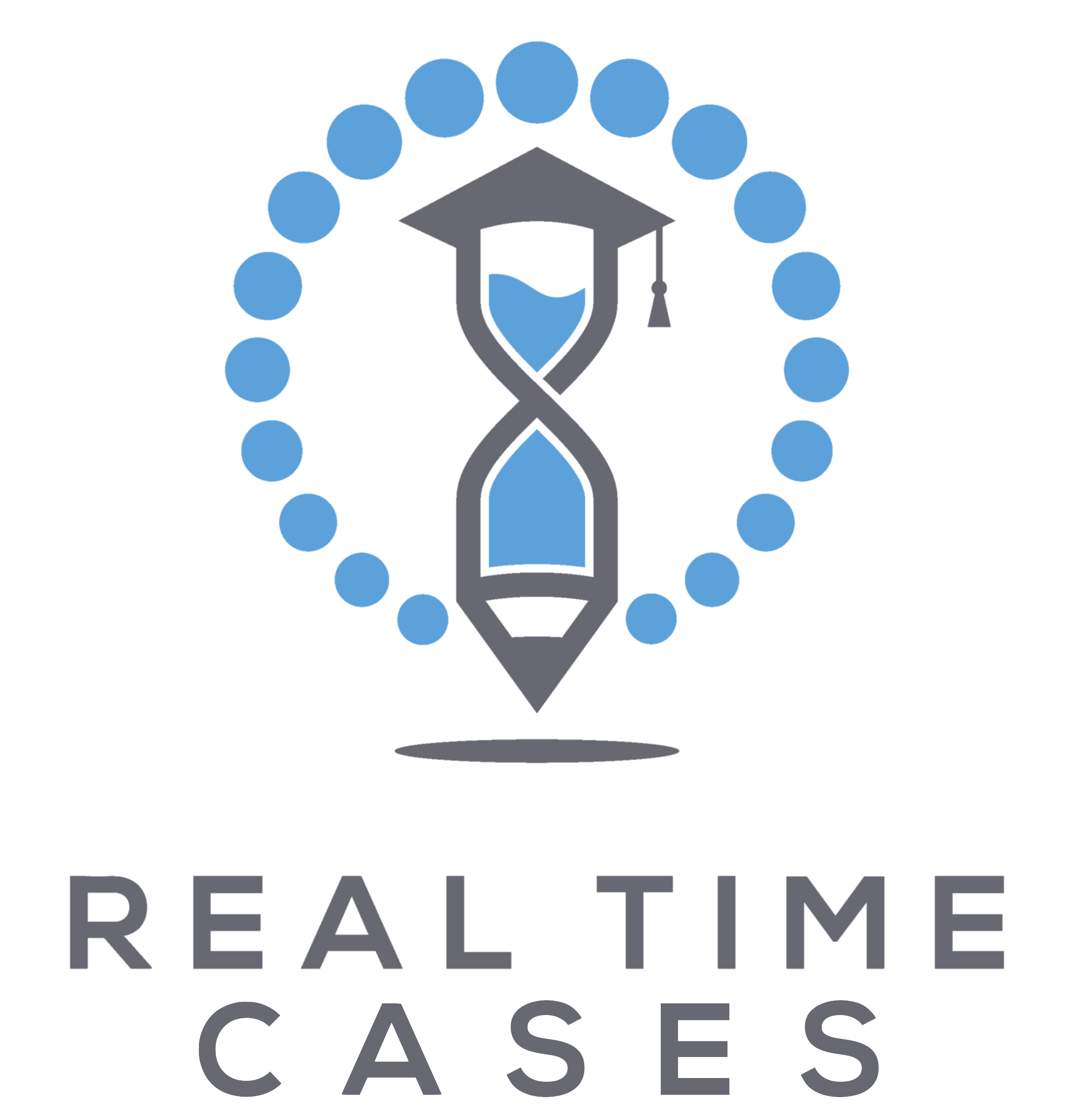 Logo_Real Time Cases_Light Grey