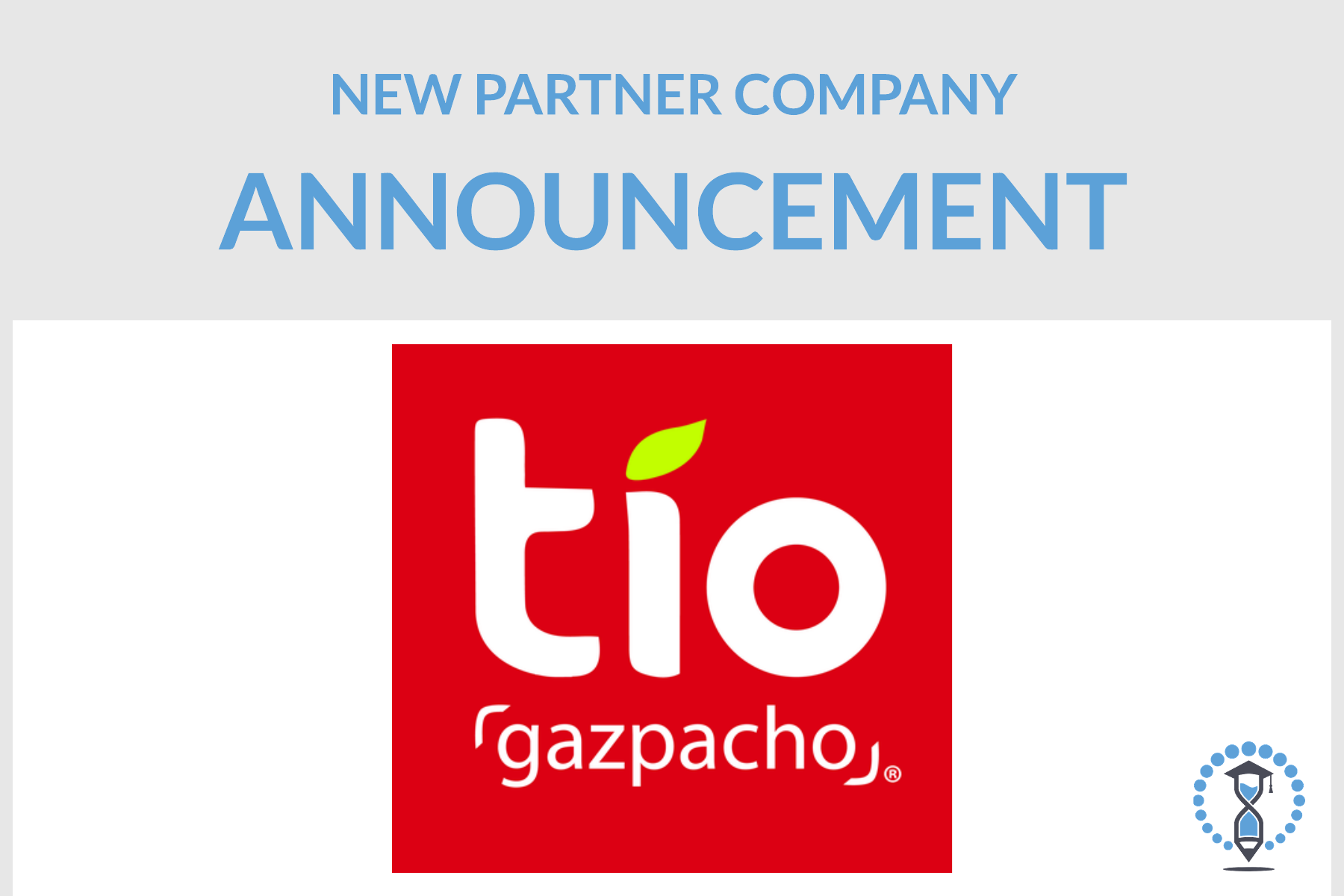 Social Media - Tio Gazpacho Announcement