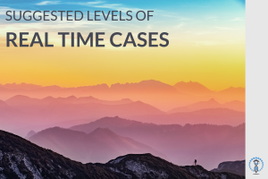 Blog - Suggested Levels of Real Time Cases